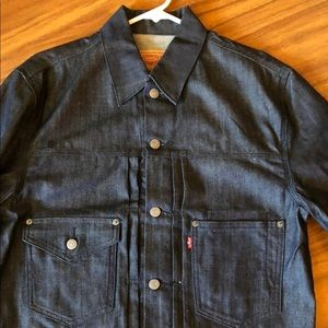 Authentic Levi's Workwear Chore Coat